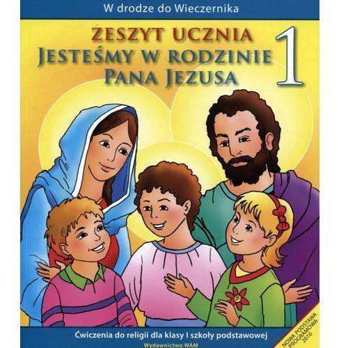 Katechizm SP 1 Jesteśmy w rodzinie... ćw w. II WAM (96 str.)