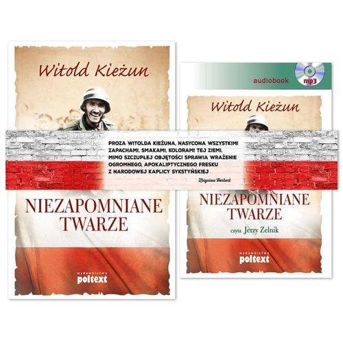 Pakiet Niezapomniane twarze - Witold Kieżun (9788375615074)