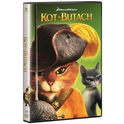 Kot w butach DVD (Płyta DVD)
