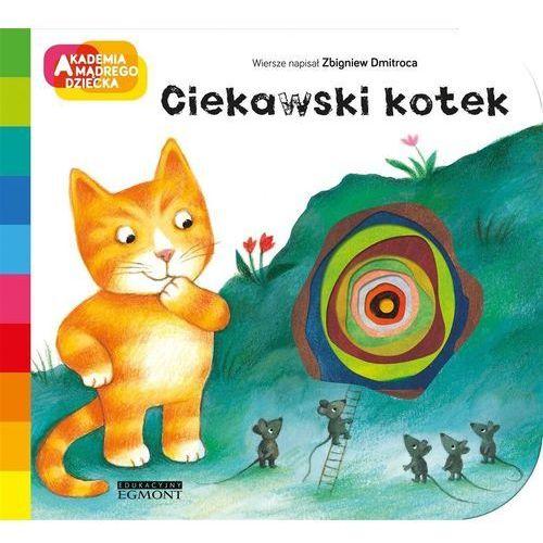 Ciekawski kotek. Darmowy odbiór w niemal 100 księgarniach! (9788328136427)