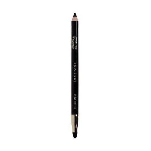 eye make-up crayon wodoodporna kredka do oczu odcień 01 black (waterproof eye pencil) 1,2 g marki Clarins