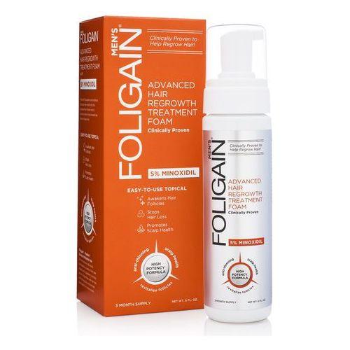 Foligain F5 pianka przeciw łysieniu minoxidil 5%