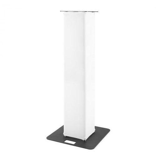 Beamz p30, kratownica do oświetlenia, wysokość: 1,5 m, podstawa: 60 x 60 cm, płyta kratownicy: 35 x 35 cm, biała