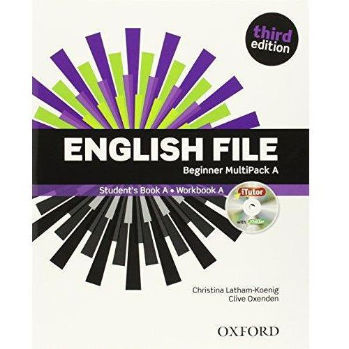 English File: Beginner: MultiPack A with iTutor and iChecker
