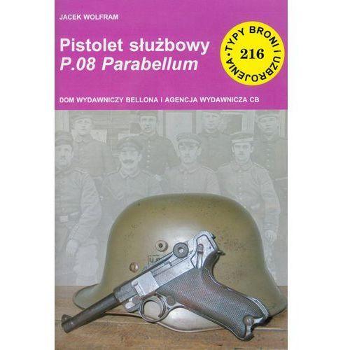 Pistolet służbowy P08 Parabellum (32 str.)