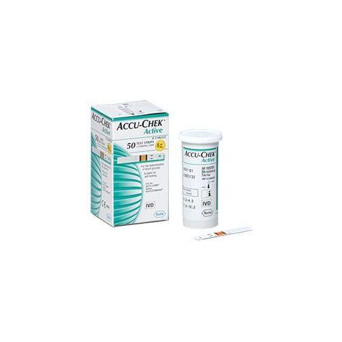 Produkt Accu-Chek Active 50 pasków testowych