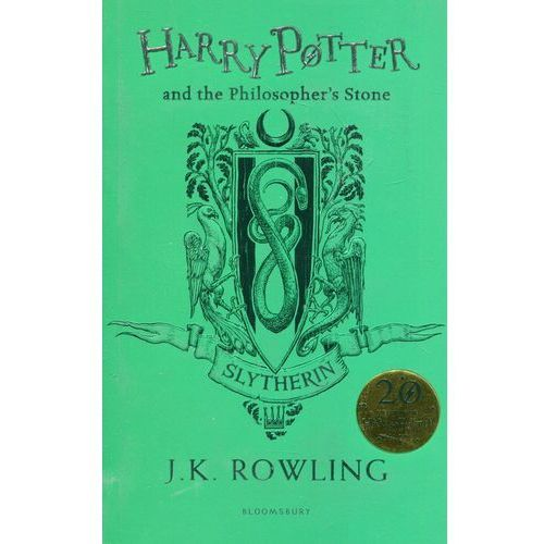 Harry Potter and the Philosopher's Stone - Slytherin Edition, J.K. Rowling