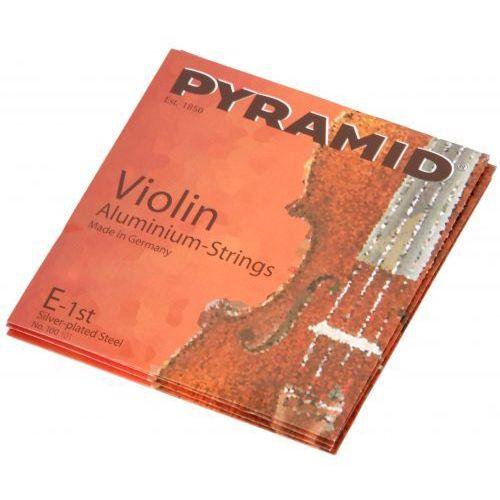 Pyramid 100100 Aluminium struny skrzypcowe 4/4