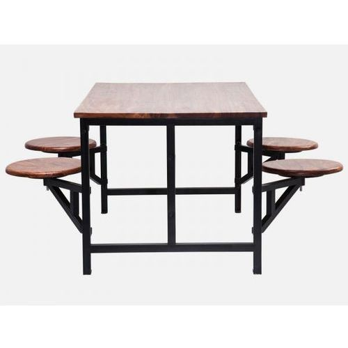 Stół Space ze Stołkami (5/Set) Kare Design 78200 - produkt dostępny w sfmeble.pl