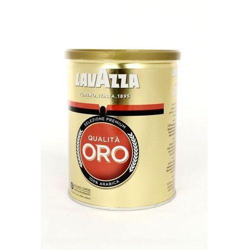 Kawa mielona Lavazza Qualita Oro 250g (PUSZKA) (8000070020580)