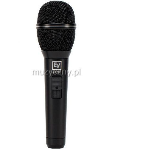 Electro-Voice ND76S mikrofon dynamiczny z wyłącznikiem
