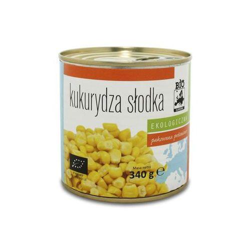 Bio europa Kukurydza słodka konserwowa bio 340g (285g) -