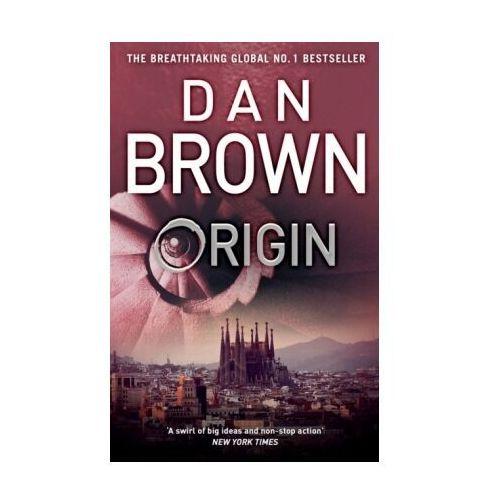 Dan Brown - Origin, Dan Brown