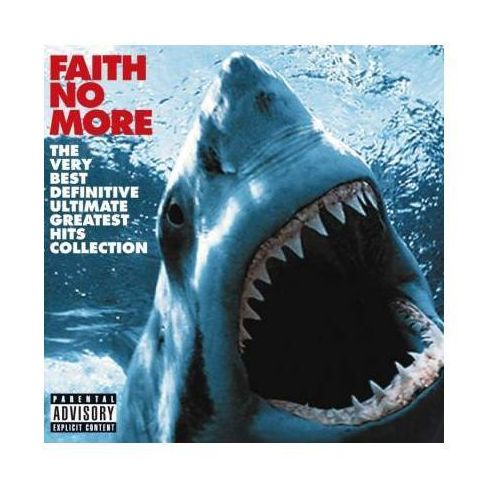 FAITH NO MORE - VERY BEST DEFINITIVE ULTIMATE GREATEST HITS COLLECTION - Album 2 płytowy (CD), 5051865440123