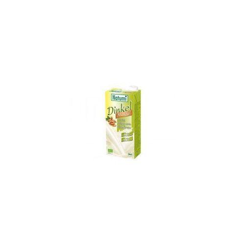 Mleko orkiszowe z migdałami, napój orkiszowy 1l. NATUMI (orkisz + migdały)