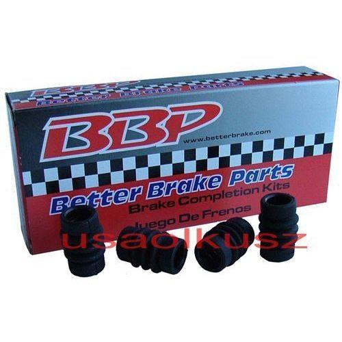Zestaw naprawczy prowadnic przedniego zacisku chevrolet venture 2002-2004 d844 marki Betterbrakeparts