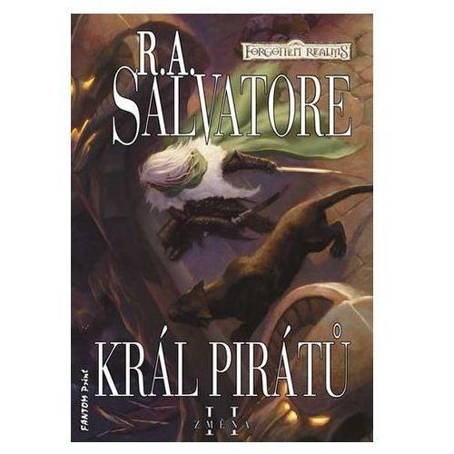 Král pirátů R. A. Salvatore (9788073982812)