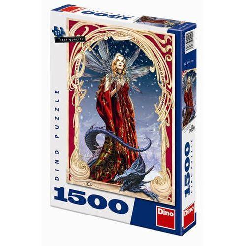 Vládkyně v Avalonu - puzzle 1500 dílků neuveden