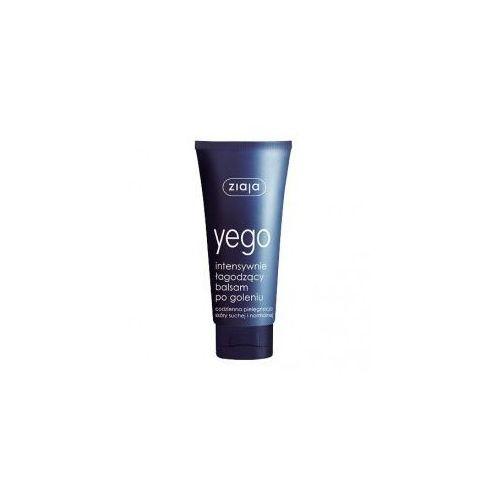 yego, łagodzący balsam po goleniu, 75ml marki Ziaja