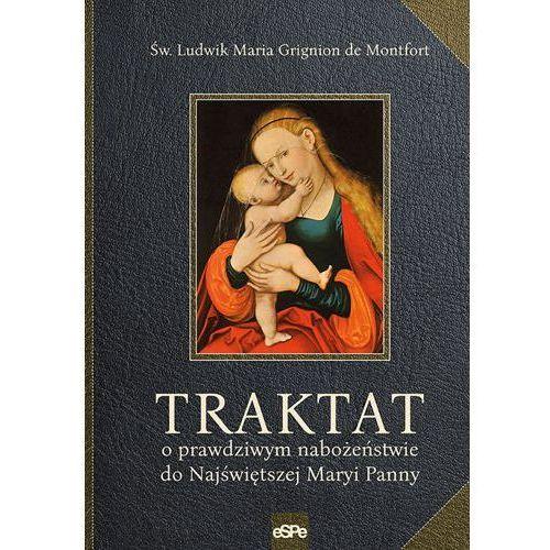 Traktat o prawdziwym nabożeństwie do najświętszej maryi panny marki Produkt polski