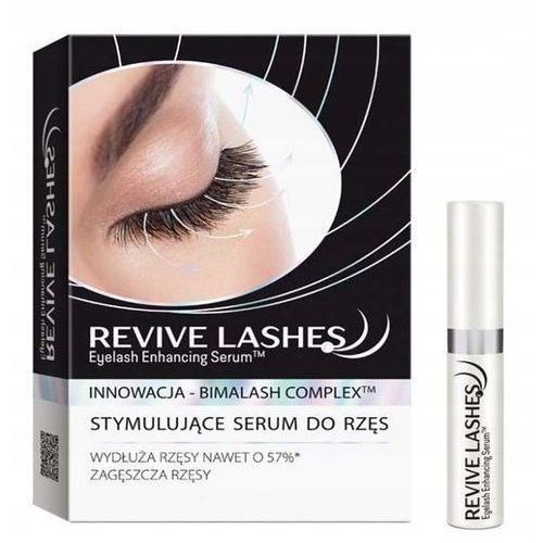FLOSLEK REVIVE LASHES STYMULUJĄCE SERUM DO RZĘS 3ML (5905043006109)
