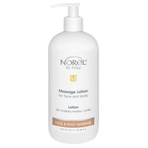 massage lotion for face and body lotion do masażu twarzy i ciała (pb332) marki Norel (dr wilsz)