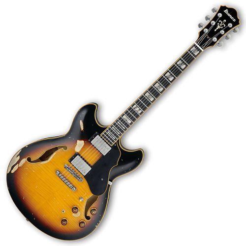 asv100fmd ysl artcore gitara elektryczna marki Ibanez