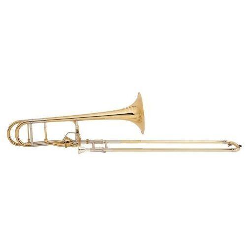 (706961) puzon tenorowy w stroju bb/f 42af stradivarius marki Bach
