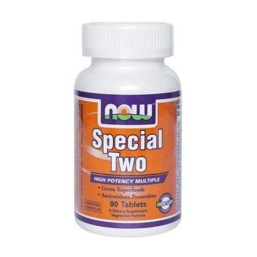 Tabletki Now Foods Special Two 90 tabl. - naturalne witaminy i minerały