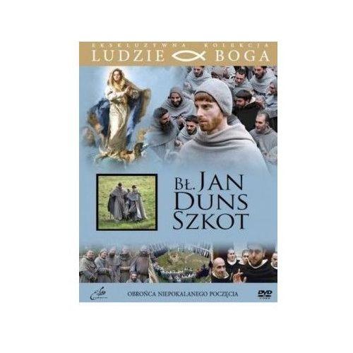 Bł. jan duns szkot.obrońca niepokalanego poczęcia + film dvd marki Praca zbiorowa