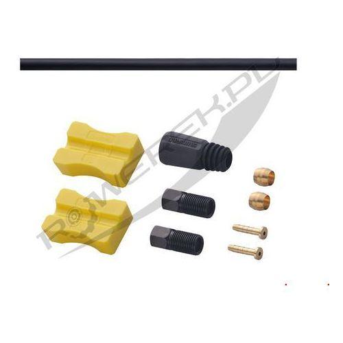 Shimano Esmbh59jkl170 przewód hamulcowy hydrauliczny sm-bh59 1700 mm przód czarny (4524667688259)