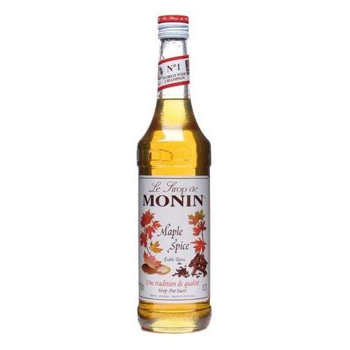 Syrop smakowy maple spice, klon korzenny 0,7l marki Monin