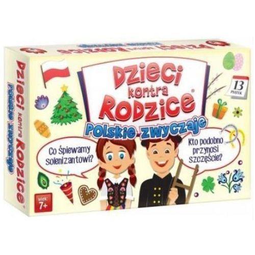 Dzieci kontra Rodzice. Polskie zwyczaje (5902768471397)