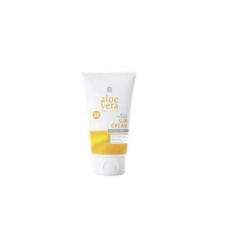 Lr aloe vera krem przeciwsłoneczny spf 50 marki Lr health&beauty