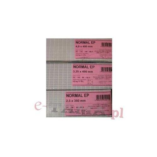 Elektroda Rutylowo-Celulozowa Normal EP Spawmet 2,5mm opakowanie 5kg - produkt z kategorii- akcesoria spawalnicze