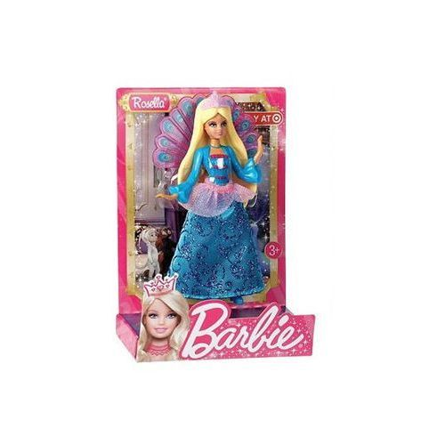 Mattel Mini Księżniczki Barbie V7050, Rossella - sprawdź w Mall.pl