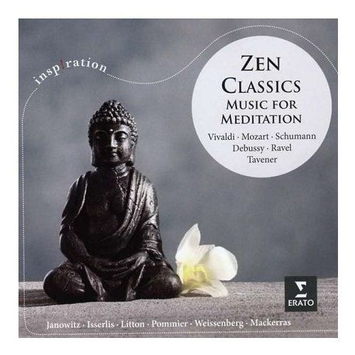 Warner music group Inspiration - zen classics (music for meditation) (5099961567221)