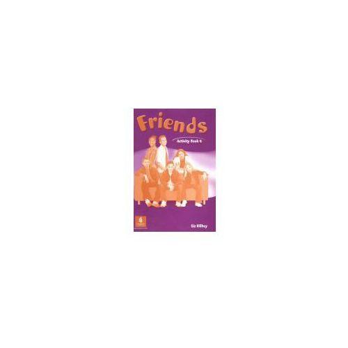 Friends 4 Activity Book (2001)