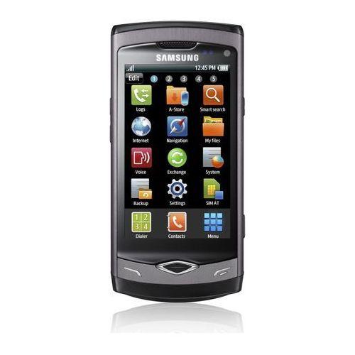 Smartfon Samsung Wave GT-S8500 z aparatem 5Mpix