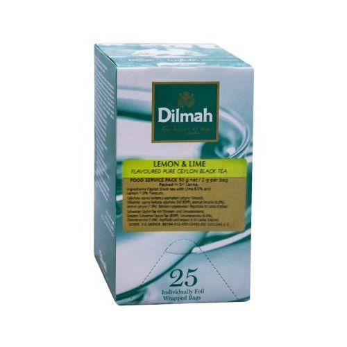 Dilmah Lemon&Lime 25 torebek