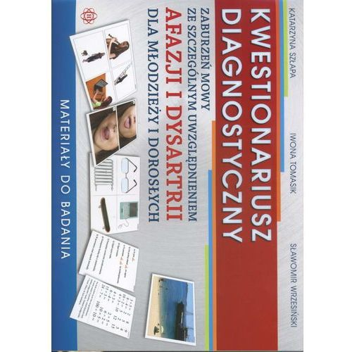Kwestionariusz diagnostyczny. Materiały do badania (9788371347030)