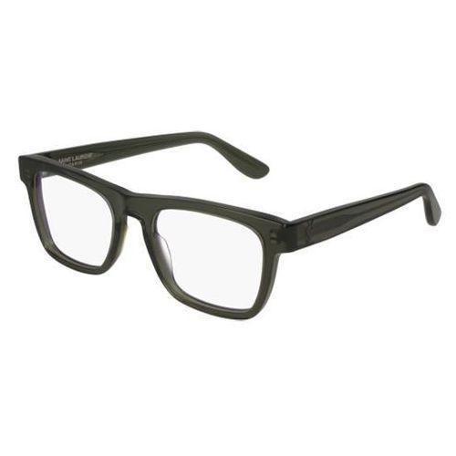 Saint laurent Okulary korekcyjne sl m12 004