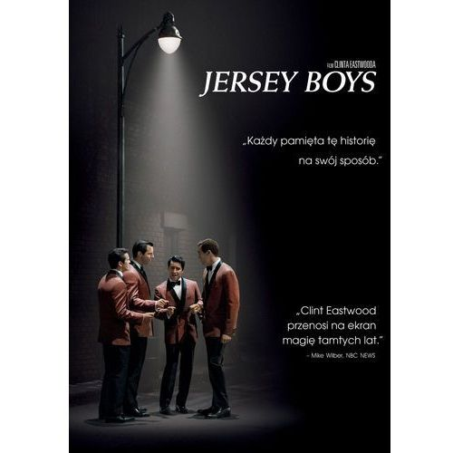 Jersey Boys (DVD) - Clint Eastwood