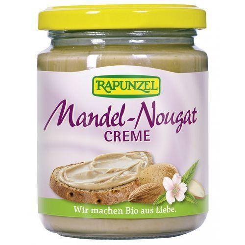 Krem migdałowo - nugatowy bio 250 g - rapunzel marki Rapunzel (kremy orzechowe, kostki, ketchupy, inne