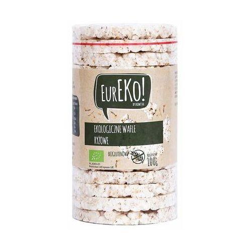 Eureko Wafle ryżowe bez soli bezgl. bio 100 g