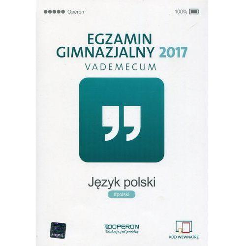 Egzamin gimnazjalny 2017 Język polski Vademecum, Pol Jolanta