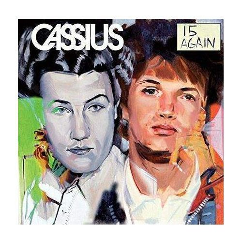 15 Again (Winyl + CD) - Cassius