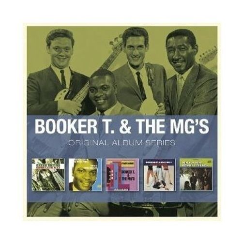Warner music / rhino Original album series - booker t&the mg's (płyta cd)