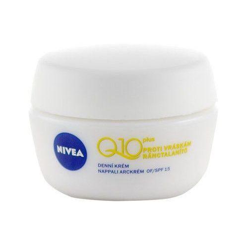 Nivea q10 plus day cream 50ml w krem do twarzy do skóry normalnej i suchej (4005808179619)