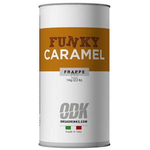 Frappe baza karmelowa ODK 1kg - puszka (8057829314087)